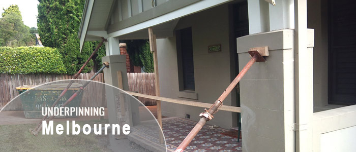 Underpinning Services Melbourne