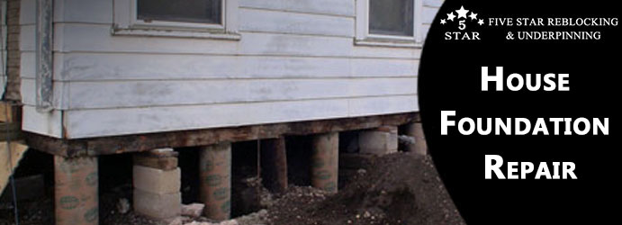 House Foundation Repair
