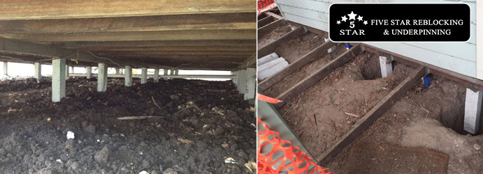 Restumping Services Watsonia North